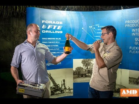 Abidjan Mining Drinks sponsored by FTE Drilling