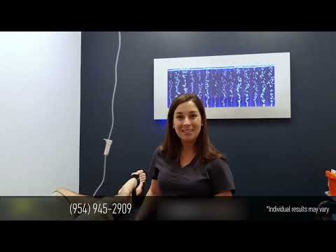 IV Therapy in Fort Lauderdale Florida, IV Lounge in Maxim Medical Center