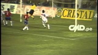 Recuerdo: Perú 2-1 Chile (Clasificatorias 1998)