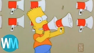 Top 10 Bart Simpson Moments
