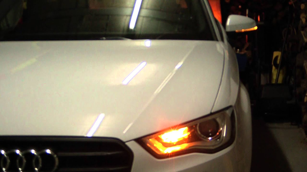 Audi A3 Led Verlichting Audi A3 8v Dynamic Forward Led Blinker Clignotant En