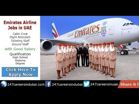 How to Apply for Emirates Group Careers in Dubai & Across