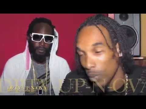 MC ALLAN RANKS  INTERVIEW WITH PLATINUM WIRE RECORDS PT1