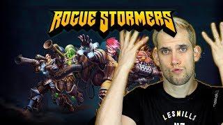 rogue Stormers (PS4)  Kritika