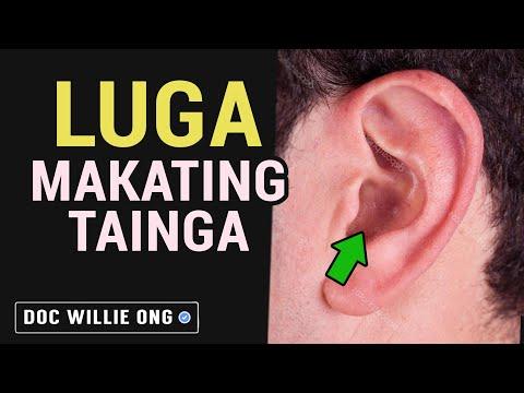 LUGA: Makating Tainga – ni Doc Liza Ramoso-Ong #141b
