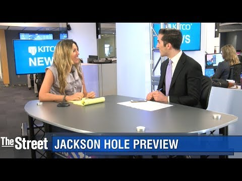 3 Things To Watch In Yellen & Draghi's Jackson Hole Speeches | Kitco News