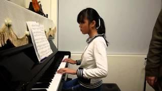 [裕豐音樂教室] 蕭亞軒-坦白 鋼琴Cover