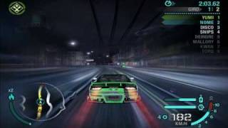 Need For Speed Carbon - HD - gameplay