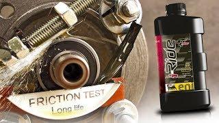 Agip eni i-Ride MotoGP 4T 10W60 Jak skutecznie olej chroni silnik?