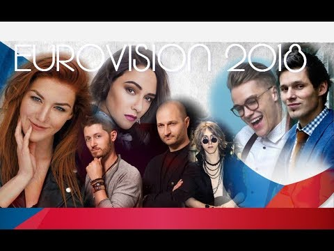 EUROVISION 2018 - CZECH REPUBLIC (MY TOP 6) - with comments