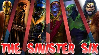 The Rise of the Sinister Six - Marvel Cinematic Universe