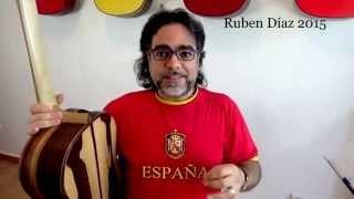 My Homage to Paco de Lucia (memorable preceptor and best flamenco guitar player ever) Ruben Diaz