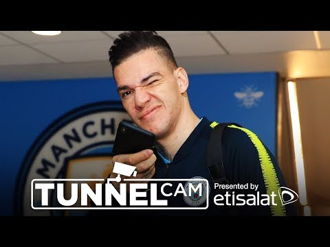WINK IF YOU'RE WINNING! | TUNNEL CAM | City 3-1 Watford