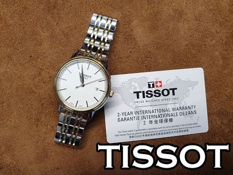 Tissot Review - Is Tissot The Best Affordable Swiss Watch?