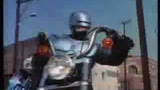 Robocop II Movie Trailer (1990)