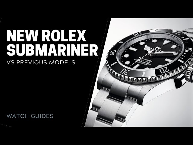 New Rolex Submariner 41mm vs 40mm | SwissWatchExpo