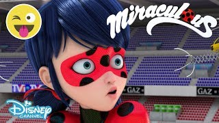 Miraculous | Season 2 SNEAK PEEK: Robostus | Official Disney Channel UK