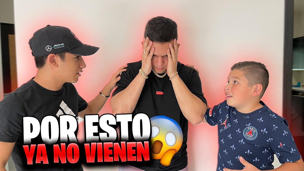 LOS NIÑOS ME METIERON EN PROBLEMAS… || ALFREDO VALENZUELA