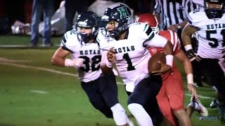 High School Football Highlights of Justin Fields