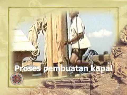 Borobudur Ship Expedition Bali (Indonesia) to Accra (Ghana Africa)