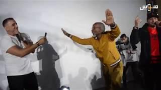 هكذا رقص الفنان حسن فولان على أنغام مجموعة أش كاين
