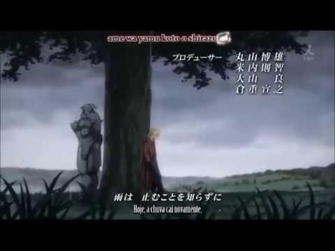 Fullmetal Alchemist Brotherhood  Rain Legendado Br