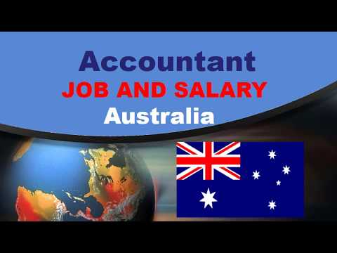 Accountant Salary In Australia - Jobs And Wages In Australia