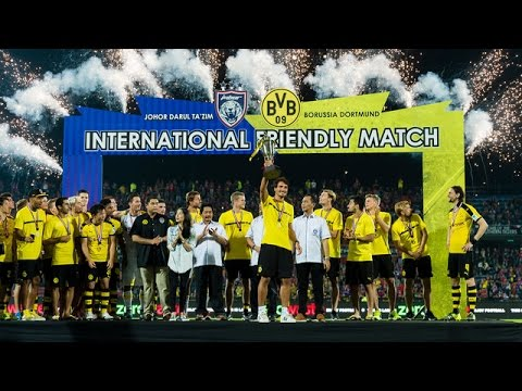 BVB Asia Tour Reportage: From Dortmund with love
