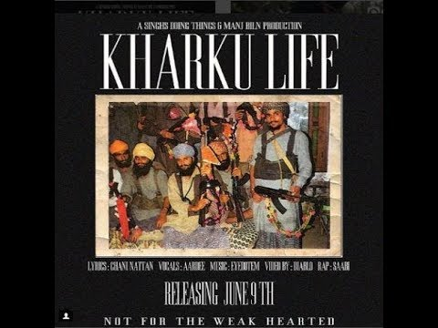 KHARKU LIFE  (BASS BOOSTED) CHANI NATTAN   AARDEE   SAABI  