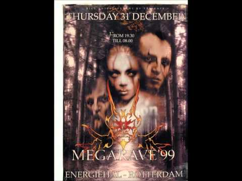 Dr. Macabre Live on Stage @Megarave Rotterdam 1999