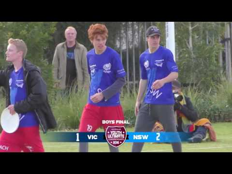 Youth Nationals - Boys' Final NSW vs VIC
