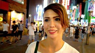ДЕВУШКИ ИЗ БУРЯТИИ ВЫЖИВАЮТ В ЯПОНИИ! И свой и чужой