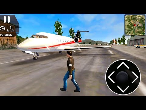 Airplane Flight Pilot And Car Driving Simulator AFPS #2 - Android Gameplay FHD