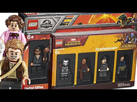 LEGO Bricktober 2018 - Best LEGO Licensed Promos EVER.