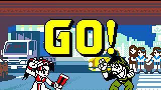 Neo Geo Pocket Color Longplay [03] King of Fighters R-2 Pocket Fighting Series