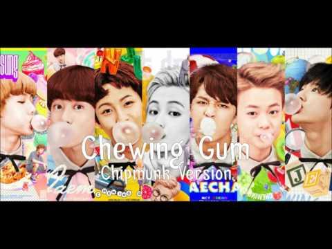 NCT Dream - Chewing Gum [Chipmunk Version]