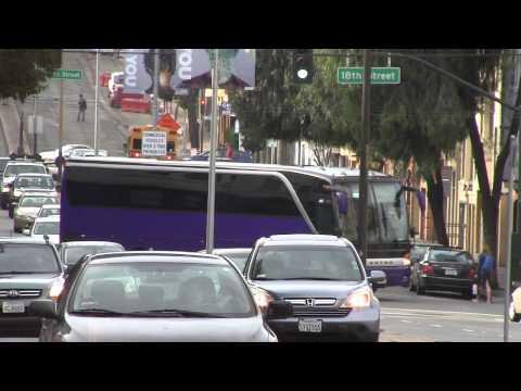 The Google Bus, San Francisco
