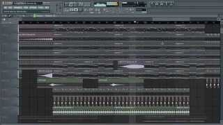 Nause Mellow/hungry Hearts Fl Studio Full Remake