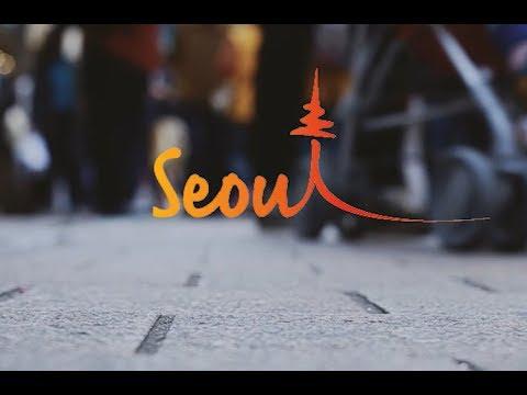 Seoul South Korea [Travel Video] Highlights