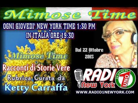 Mimose Time (Radio 1 NewYork) - Patrizia Rossetti