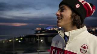 Sochi 2014 Video 10: Mark McMorris for ET Canada