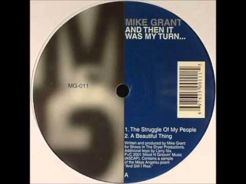 Mike Grant - The Struggle Of My People