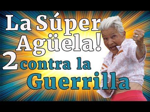 ORDÓÑESE DE LA RISA 😳 Súper Agüela 2 😳 Contra la guerrilla