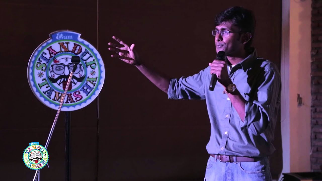 evam Standup Tamasha - Alexander Babu - Yoga!