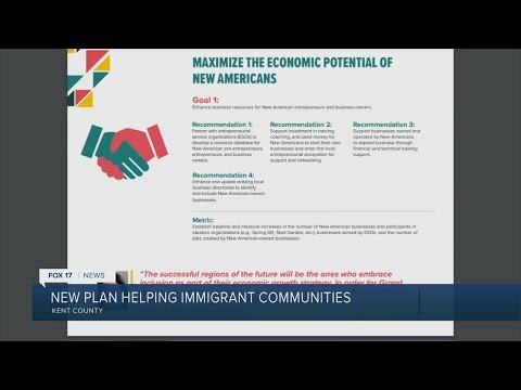 New plan helping immigrant communities