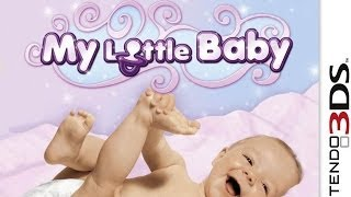 CGR Undertow - MY LITTLE BABY 3D review for Nintendo 3DS