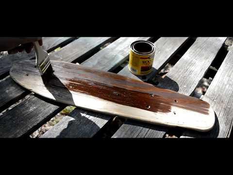 Diy Wooden Cruiser Board