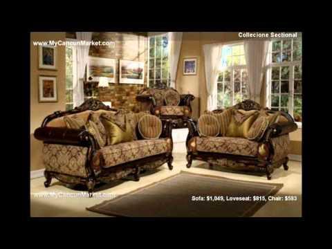 Cancun Market Furniture Sofa