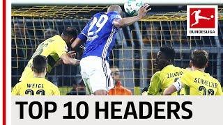 Download Video Top 10 Headed Goals 2017/18 - Mats Hummels, Mario Götze, Naldo & More MP3 3GP MP4