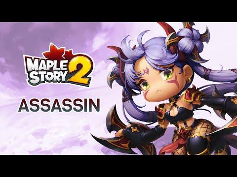 Assassin Build Guide Maplestory 2 MS2 | GamerDiscovery